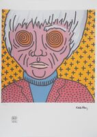 Keith Haring, 'Hypnosis', 20th Century