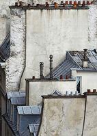 Michael Wolf (1954-2019), 'Paris Rooftops 5', 2014