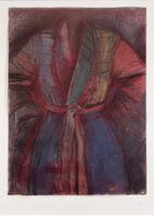 Jim Dine, 'Red Robe in France', 1985-1986