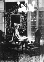 Helmut Newton, 'Portrait of Charlotte Rampling (1973)', 1989