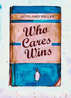 Harland Miller, 'Who Cares Wins', 2020