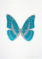 Damien Hirst, 'The Souls III (Topaz - Silver Gloss - Silver Gloss)', 2010