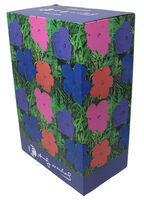 Andy Warhol, 'Andy Warhol Flowers Bearbrick 400% Companion', 2020