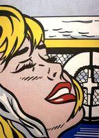 Roy Lichtenstein, 'Shipboard Girl (Corlett II.6)', 1965