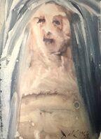 Salvador Dalí, 'Lament, Virgin, Girded with Sackcloth, 'Plange, Virgo, Accincta Sacco', Biblia Sacra', 1967