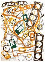 Arman, 'Accumulation Renault', 1969