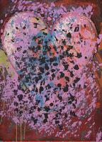 Jim Dine, 'The Cottonwoods at Night', 2015