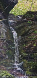 Kim Do, 'Narrow Waterfall', 2018