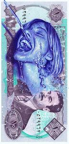 Juan Francisco Casas, 'Liquid Cash Giulia', 2020
