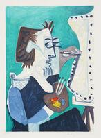 Pablo Picasso, 'Le Peintre, 1963', 1979-1982