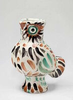 Pablo Picasso, 'Wood-Owl, (A.R.602)', 1969