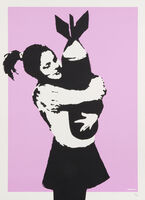 Banksy, 'Bomb Love', 2004