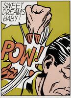 Roy Lichtenstein, 'Sweet Dreams Baby!, from 11 Pop Artists, Volume III (C. 39)', 1965