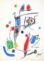 Joan Miró, 'Maravilla 10', 1975