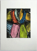 Jim Dine, 'Bill Clinton Robe', 1992