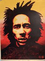 Shepard Fairey (OBEY), 'Bob Marley', 2014