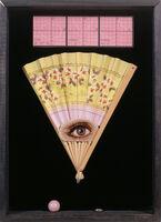 Joseph Cornell, 'Optician's Chart', n.d.