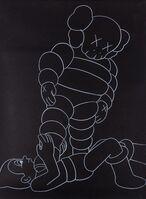 KAWS, 'Chum vs Astro Boy', 2002