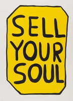 David Shrigley, 'Sell Your Soul', 2012
