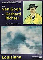 Gerhard Richter, 'Fra van Gogh Til Gerhard Richter (From Van Gogh to Gerhard Richter)', 1994