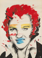 Mr. Brainwash, 'Elvis - Red Hair'