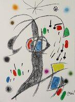Joan Miró, 'Maravillas con variaciones acrósticas en el jardín de Miró XIX', 1975