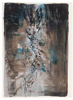Zao Wou-Ki 趙無極, 'La Tentation de l'Occident', 1962