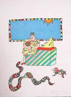 Niki de Saint Phalle, 'La Caissiere', 1995