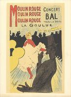 Henri de Toulouse-Lautrec, 'Moulin Rouge', 1960-1970