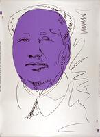 Andy Warhol, 'Mao', 1989