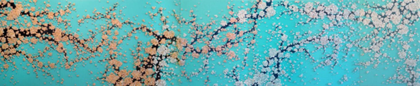 Ran Hwang, 'Healing Blossoms', 2012