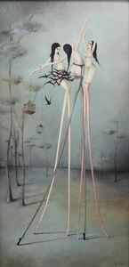 Rozi Demant, 'Skirt of Birds', 2004
