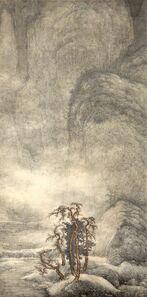 Li Huayi, 'Snowy Landscape', 2001