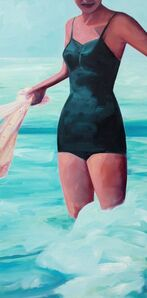 TS Harris, 'In the Surf', 2016