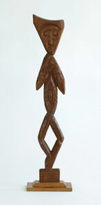 Marion Perkins, 'Untitled (Figure Inspired by African Sculpture)', c.1950