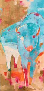Vikki Drummond, 'BIG BLUE II', 2016