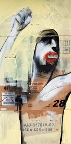 Adam Neate, 'Fist Of Fury', 2007