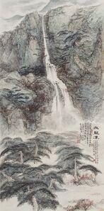 Lee Hock Moh, 'Huang Shan Mountain Waterfall'