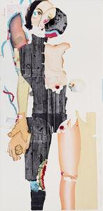 Magnus Plessen, 'Untitled (53)', 2018