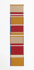 Margot Römer, 'Planos despojados', 1997