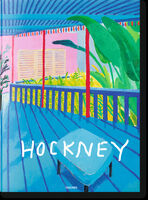 David Hockney, 'A Bigger Book', 2019