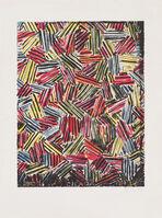 Jasper Johns, 'Cicada (ULAE 213, G. 923)', 1981