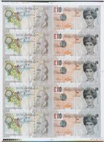 Banksy, 'Di-Faced Tenners', 2004
