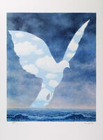 René Magritte, 'La Grande Famille', 2010