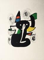 Joan Miró, 'La mélodie acide 1214', 1980