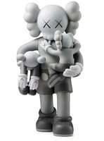 KAWS, 'KAWS grey Clean Slate Companion ', 2018