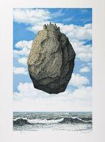 René Magritte, 'Le Château des Pyrénées (The Castle of the Pyrenees)', 2010