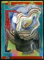 Frank Stella, 'The Funeral-Dome', 1992