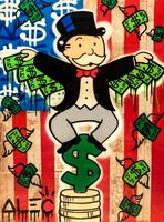 Alec Monopoly, 'American Money Wing$', 2017