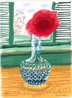 David Hockney, 'My Window. Art Edition (No. 251–500), iPad drawing 'No. 281', 23rd July 2010', 2019